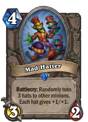 Mad Hatter Card Image