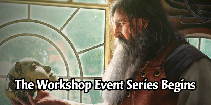 Earn XP with the MTG Arena Workshop Series: Power and Glory - Brawl Format with Free Entry