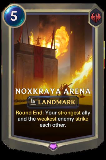 Noxkraya Arena Card Image