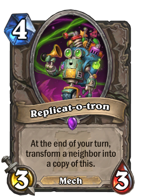 Replicat-o-tron Card Image