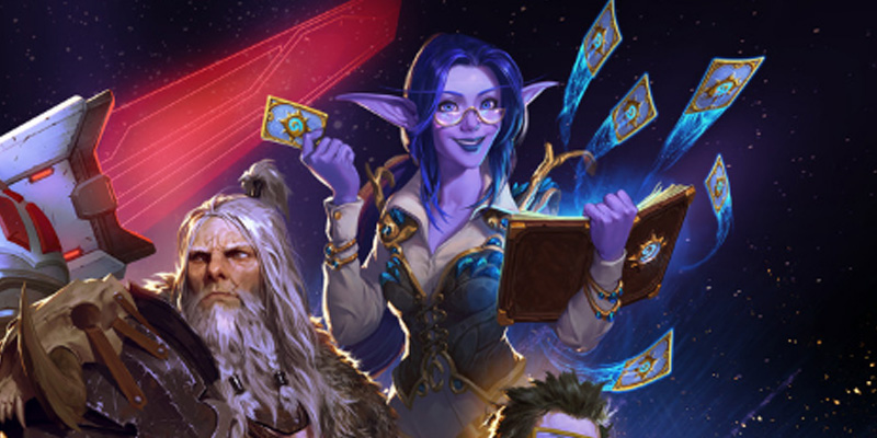Elise Starseeker Featured on BlizzCon 2019 Key Art