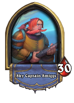 Sky Captain Smiggs Card Image