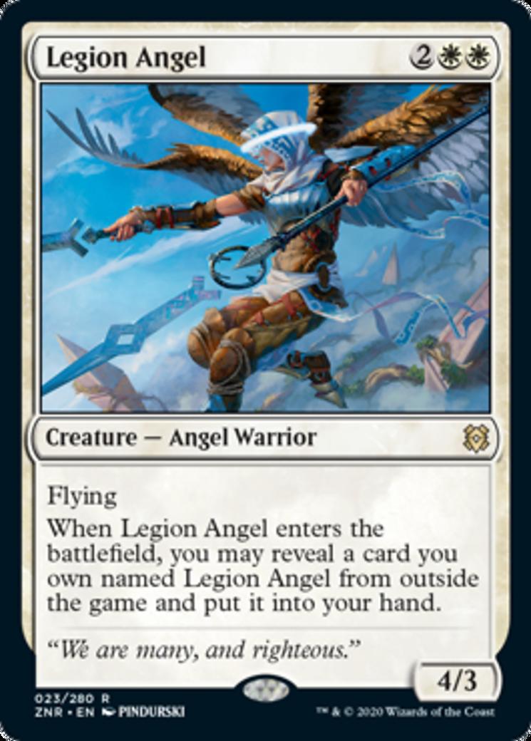 Legion Angel Card Image