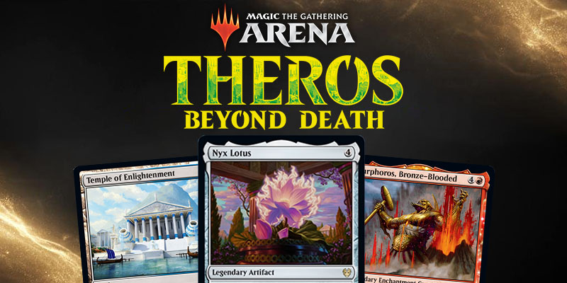 MTG Arena - Theros: Beyond Death Card Spoilers December 30