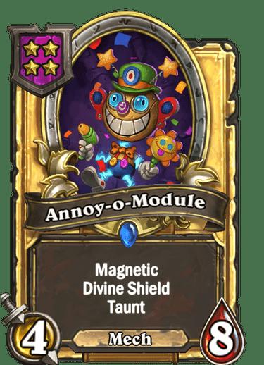 Annoy-o-Module Card Image