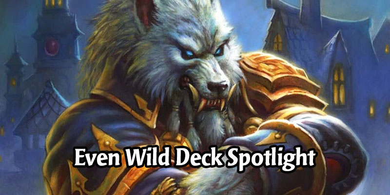 Even Your Old Wild Friends Are Having Fun - Scholomance Even Deckbuilding Spotlight