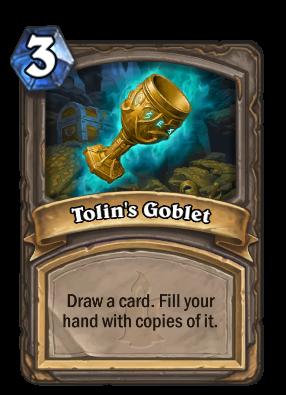 Tolin's Goblet Card Image