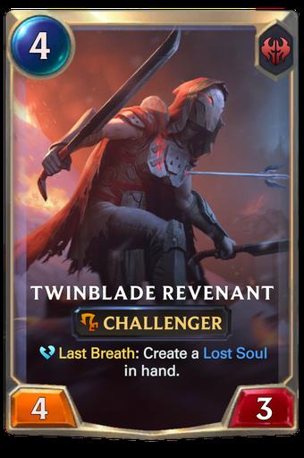 Twinblade Revenant Card Image