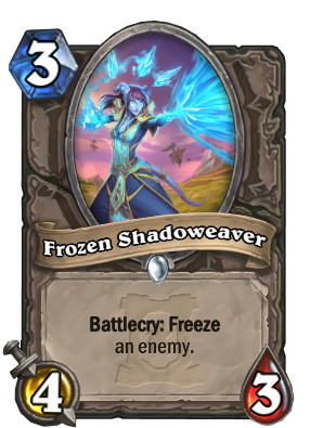 Frozen Shadoweaver Card Image