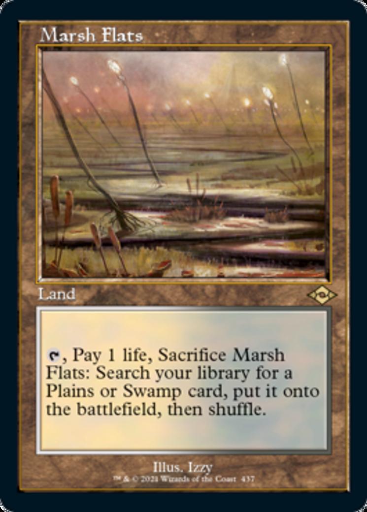 Marsh Flats Card Image