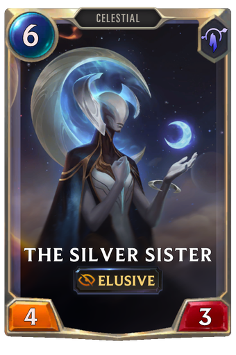 The Silver Sister Card Image