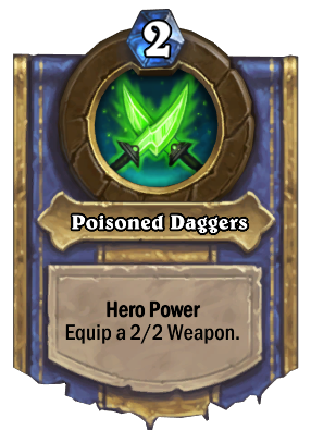 Poisoned Daggers Card Image