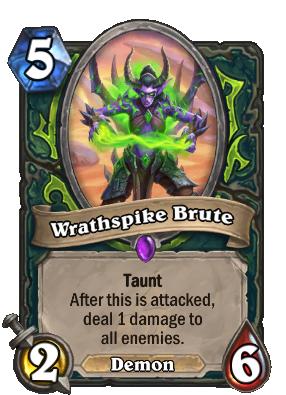 Wrathspike Brute Card Image