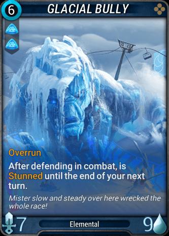 Glacial Bully Card Image