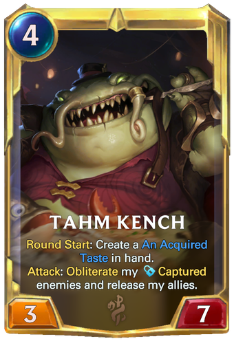 Tahm Kench Card Image
