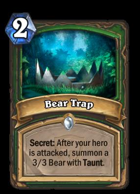 Bear Trap Card Image