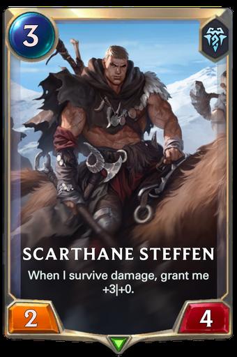 Scarthane Steffen Card Image