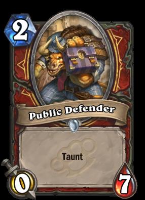 Public Defender Card Image