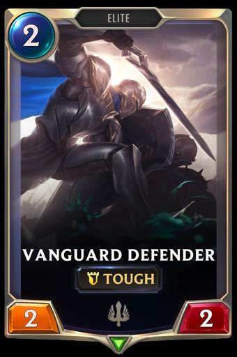 Vanguard Defender Card Image