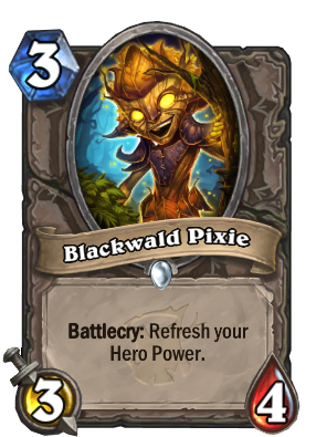 Blackwald Pixie Card Image