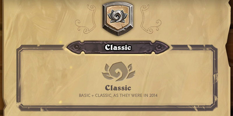 Hearthstone's New Completely Free Core Set Will Have 235 Cards - Basic & Classic Move to Wild, New Classic Format
