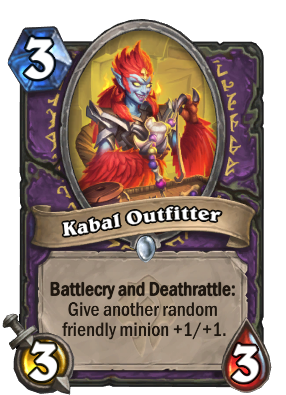 Kabal Outfitter Card Image