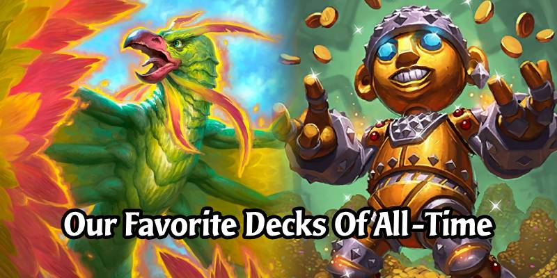 Our Favourite Hearthstone Decks of All-Time