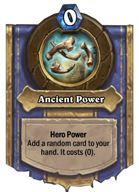 Ancient Power Card Image