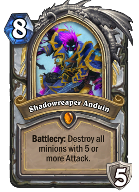 Shadowreaper Anduin Card Image