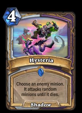 Hysteria Card Image