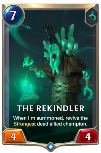 The Rekindler Card Image