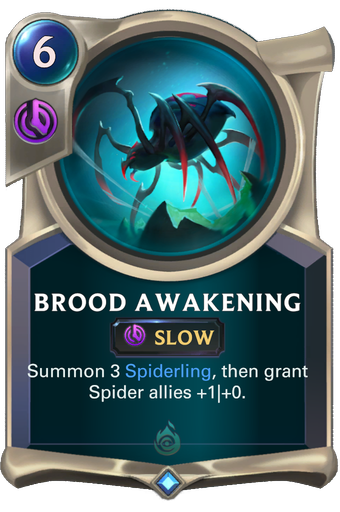 Brood Awakening Card Image
