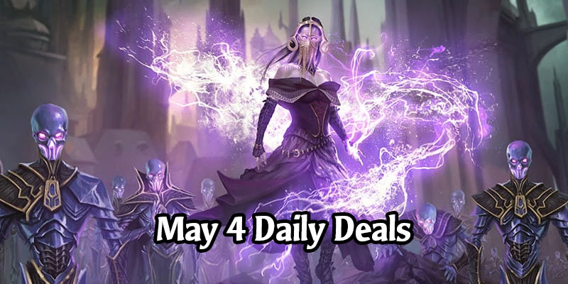 Daily Store Deals in MTG Arena for May 4, 2020 - 80% Off Command the Dreadhorde
