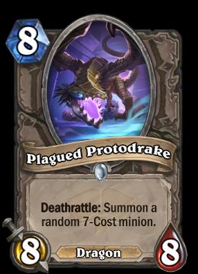 Plagued Protodrake Card Image