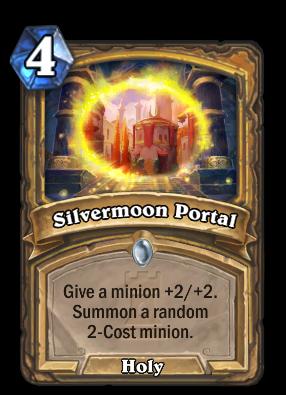 Silvermoon Portal Card Image