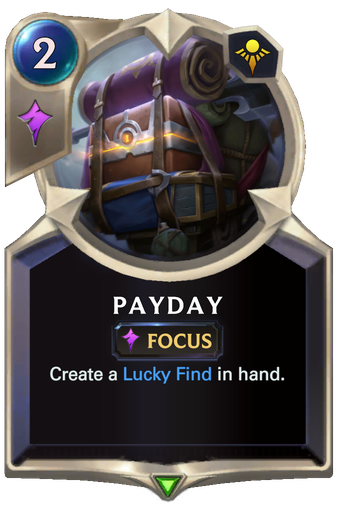 Payday Card Image