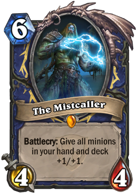 The Mistcaller Card Image