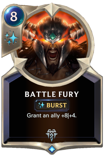 Battle Fury Card Image
