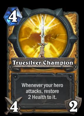 Truesilver Champion Card Image
