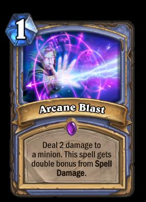 Arcane Blast Card Image