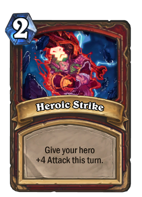 Heroic Strike Card Image
