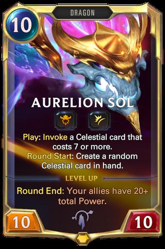 Aurelion Sol Card Image