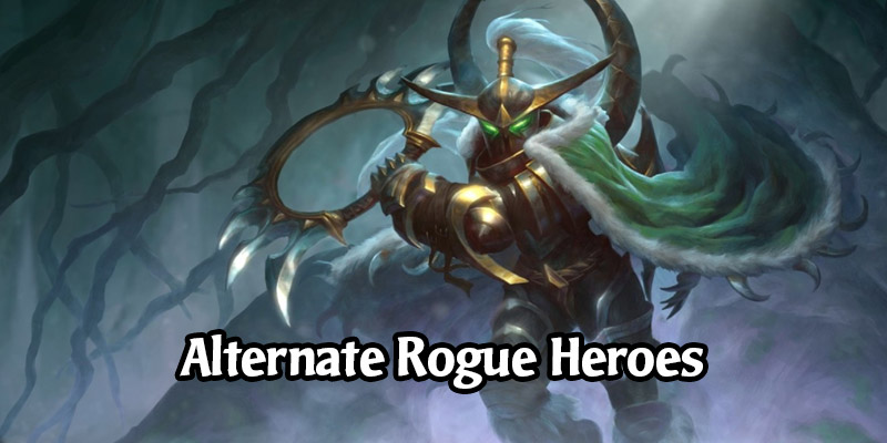 How to Obtain Hearthstone's Alternate Rogue Heroes