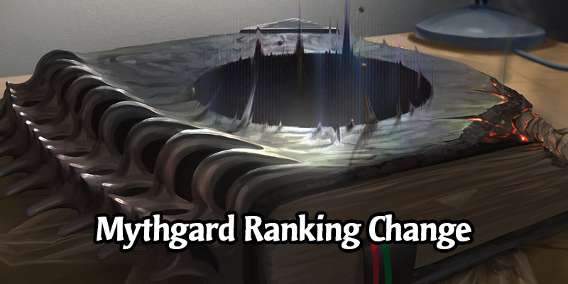 Mythgard Makes Changes To Its Ranking System + Update On The Free Core Set Codes