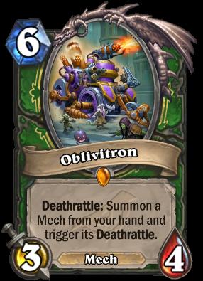 Oblivitron Card Image