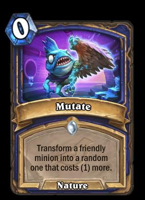 Mutate Card Image