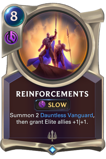 Reinforcements Card Image