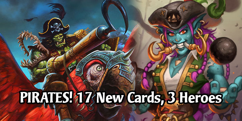 Hearthstone Battlegrounds Patch 17.4 Notes - Pirates Entering BGs, Felfire Festival, Outland Solo Content, and More!