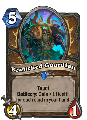 Bewitched Guardian Card Image