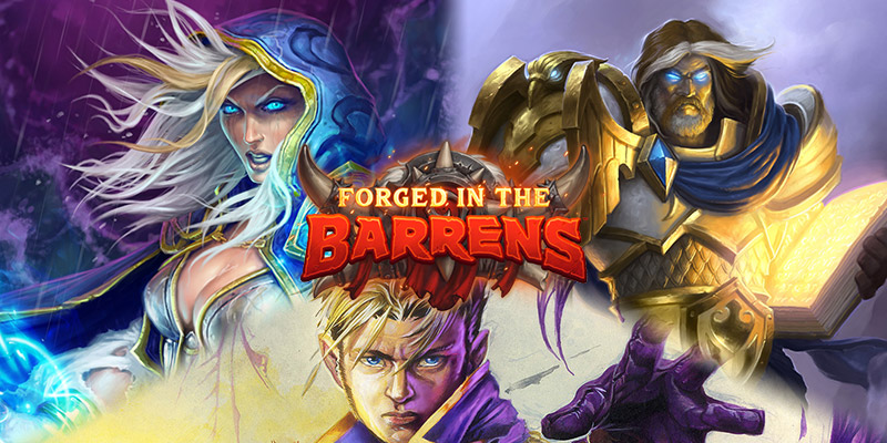Forged in the Barrens Midset Archetype Review & Decks - Mage, Paladin, and Priest